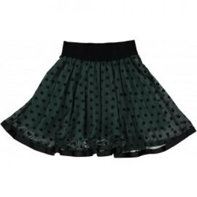 Foto van Frankie & Liberty Flora Skirt Dark Green