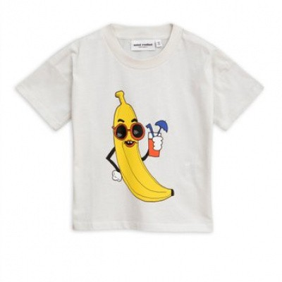 Foto van Mini Rodini banana sp tee