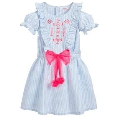 Billieblush dress blue