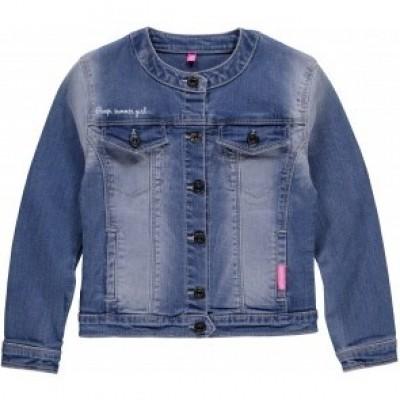 Foto van girls jeans jacket kyara