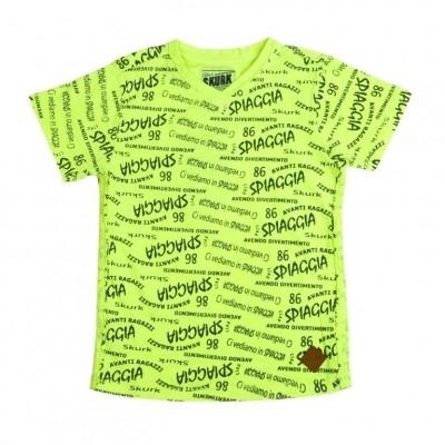 Foto van skurk boys shirt Tavi
