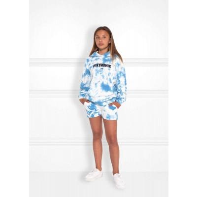 Nik & Nik Girls Hoodie/Sweater Lisa Steel Blue