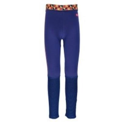 Foto van Kidz-art Girls legging blauw