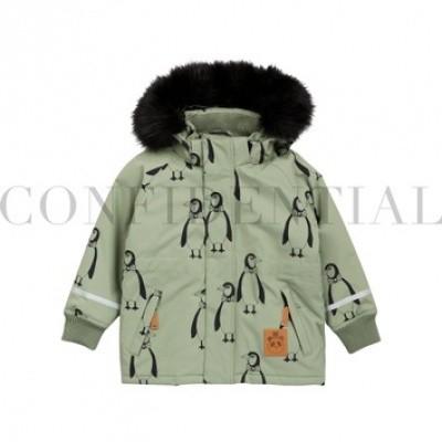 Foto van Mini rodini winterjas K2 penguin parka
