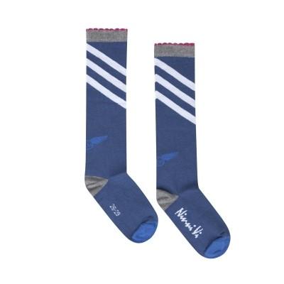 Foto van Ninni vi socks 511 dark blue