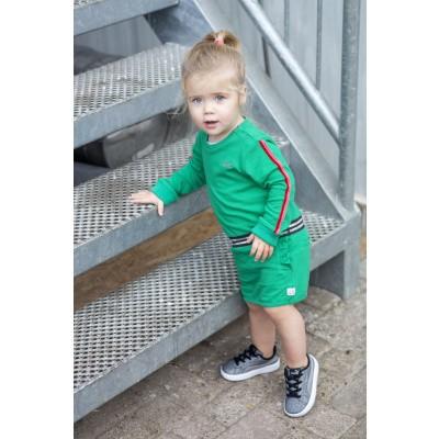 Quapi Baby dress Bea summer green