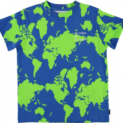 Foto van Molo shirt road Earth