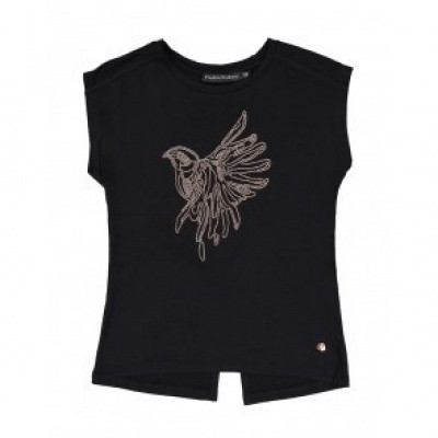 Frankie & Liberty Kate Tee Black