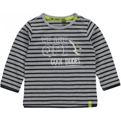 Foto van quapi baby gebbert grey stripe