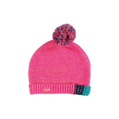 Foto van Kidz-art girls Knitted hat pompom