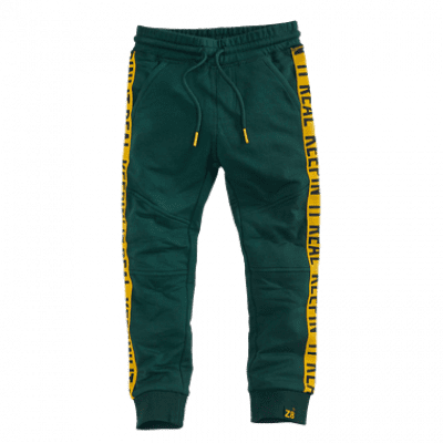 Foto van Z8 boys pants Mikay bottle green