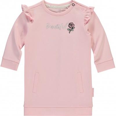 Quapi newborn dress Xanne soft pink