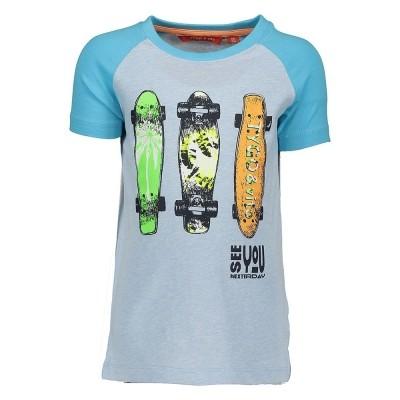Foto van Tygo & Vito boy shirt skateboard
