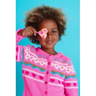 Mim 867 vest pink