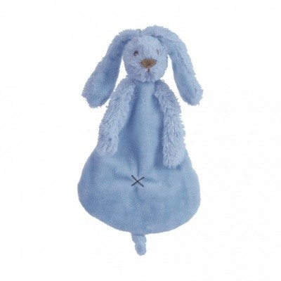 Happy horse deep blue rabbit Richi Tuttle