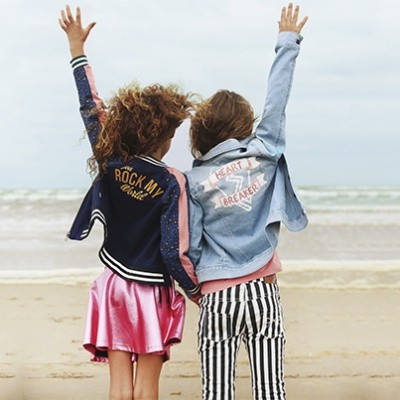Little miss Juliette Denim Jacket (
