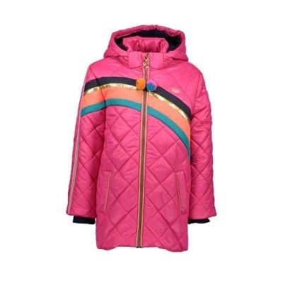 Foto van Kidz-art jacket long Neon Fuchsia