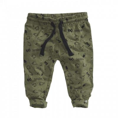 Foto van Z8 newborn pants Zoef army green