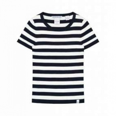 Foto van Nik & Nik Girls Jolie Top Dark blue/Off White