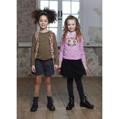 Foto van Moodstreet girls longsleeve old pink