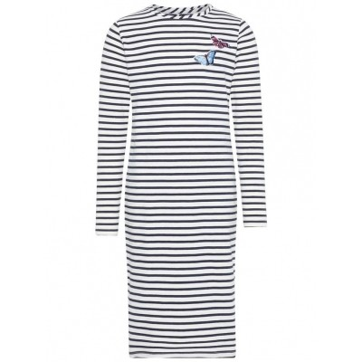 Foto van Name it dress stripe navy
