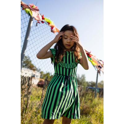 Foto van Quapi dress Faitlin stripe