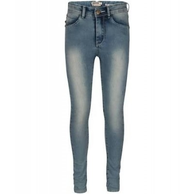 girls super skinny high waist jog denim