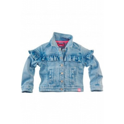Foto van Z8 girls denim jacket Hanne