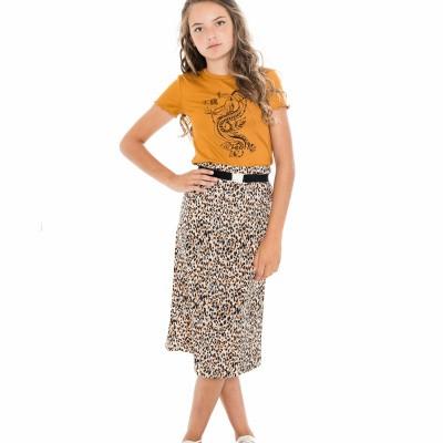 Frankie & Liberty Skirt Olaya Leo Flage