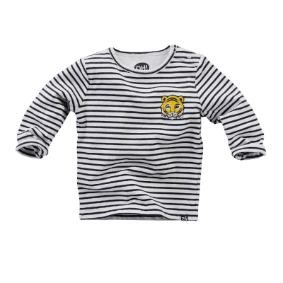 Z8 newborn boys Mars Navy/Bright White Stripe