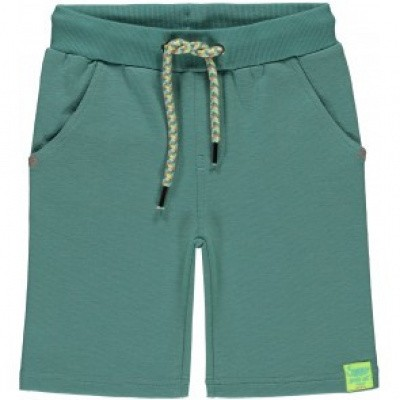 Foto van Quapi Boys Serbo Short Artic green