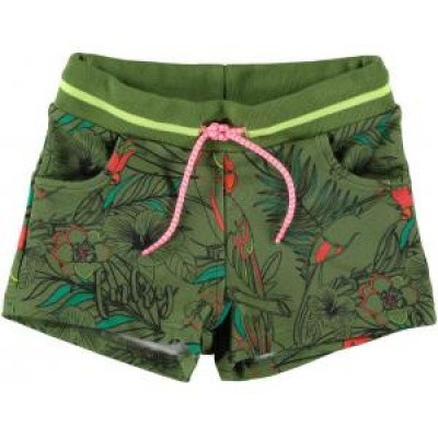 Foto van Funky xs short moss all over
