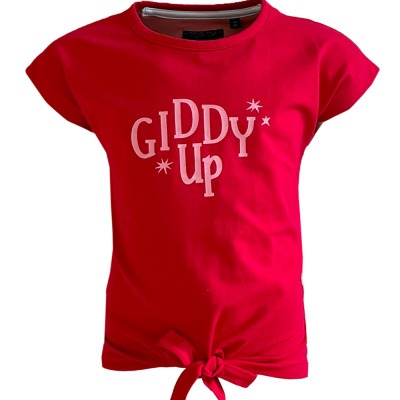 Topitm Kiddy Up top red
