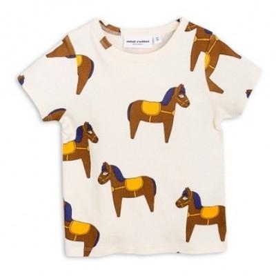 Mini Rodini Horse ss tee
