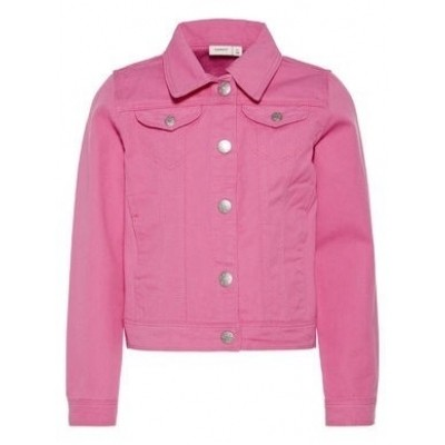 Name it girls spiijkerjas roze