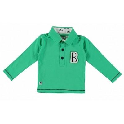 Foto van Bampidano baby boy polo green