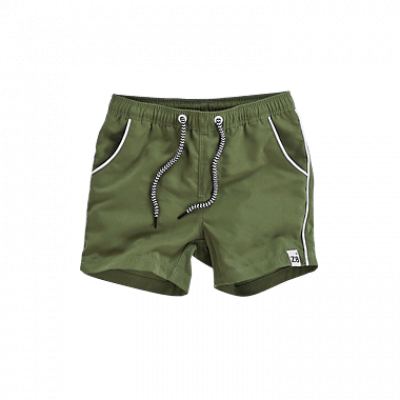 Z8 kids boys Joost mister green short
