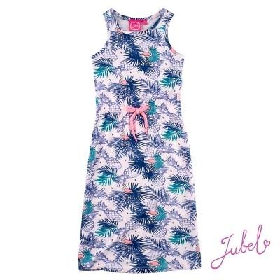 Foto van Jubel lange jurk tropic exotic