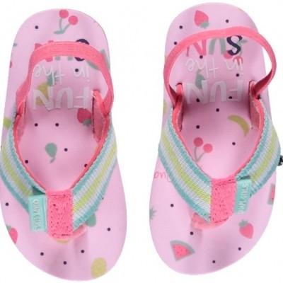 Foto van Quapi baby girl slipper Jip Candy fruit