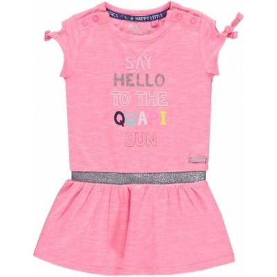 Foto van Quapi baby dress Joleen sweet pink