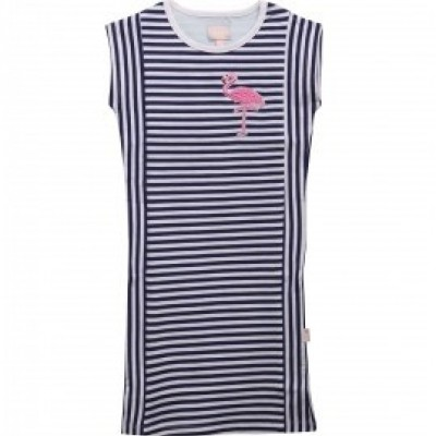 Little miss Juliette Stripe dress CRL