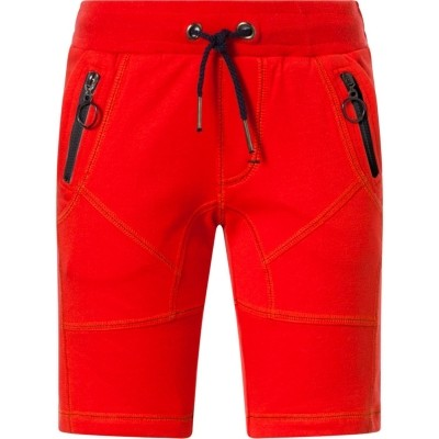 Foto van Chaos and Order short Tom red