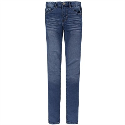 Foto van Tumble n Dry FRANC JONGENS HI JEANS - DENIM MEDIUM STONEWASHED