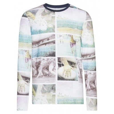 Foto van Name it boys longsleeve Nkmjaro sport print