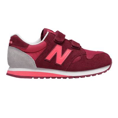 Foto van New balance sneaker pink klitteband