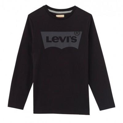 Levi`s longsleeve Black