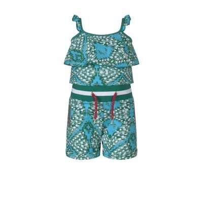 Foto van Ninni vi jumpsuit 899 AOP light blue