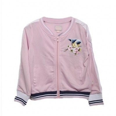 Foto van Little miss Juliette cardigan pink