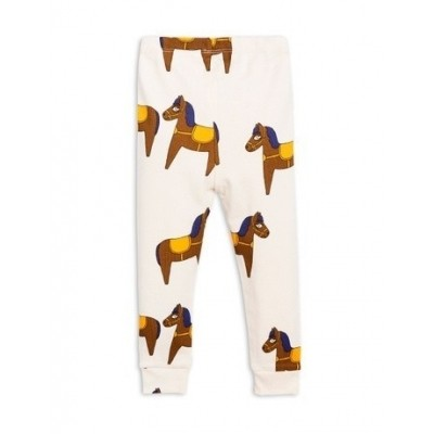 Foto van Mini Rodini horse legging Yellow