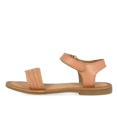 Foto van Gioseppo girls sandal powder leather